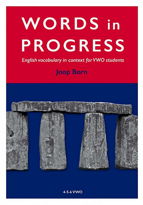 Words in Progress - Workbook