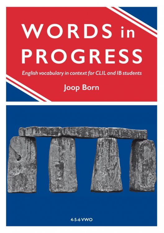 Words in Progress for CLIL and IB students - Workbook