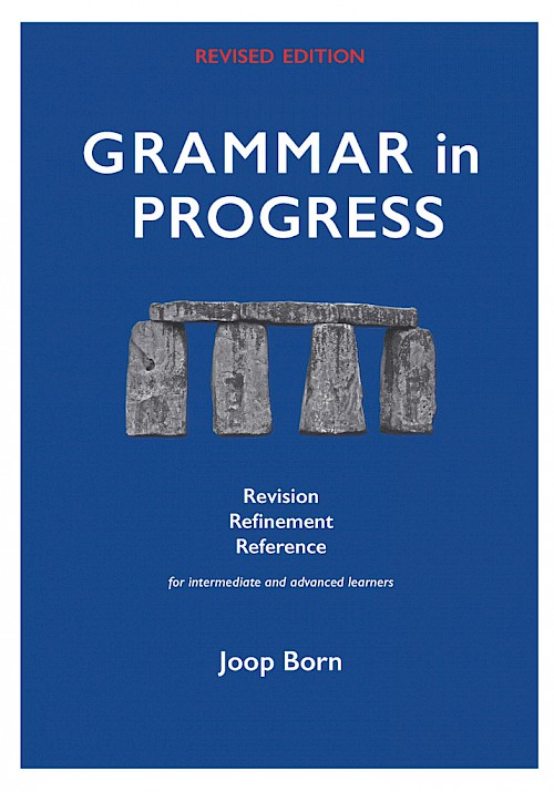 Grammar in Progress